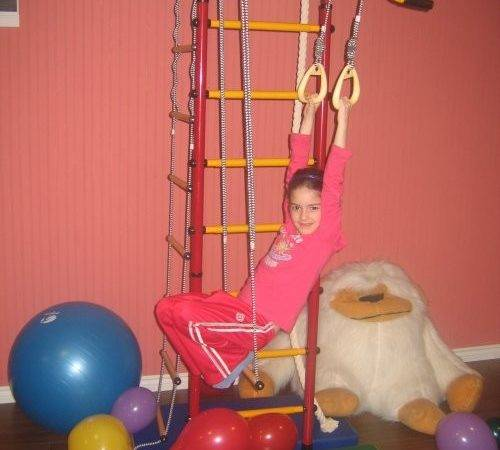 Home Kids Gym Can Make Your Active Healthy