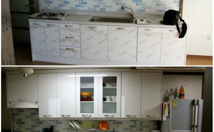 Home Kitchen Compact Units Apartment Living