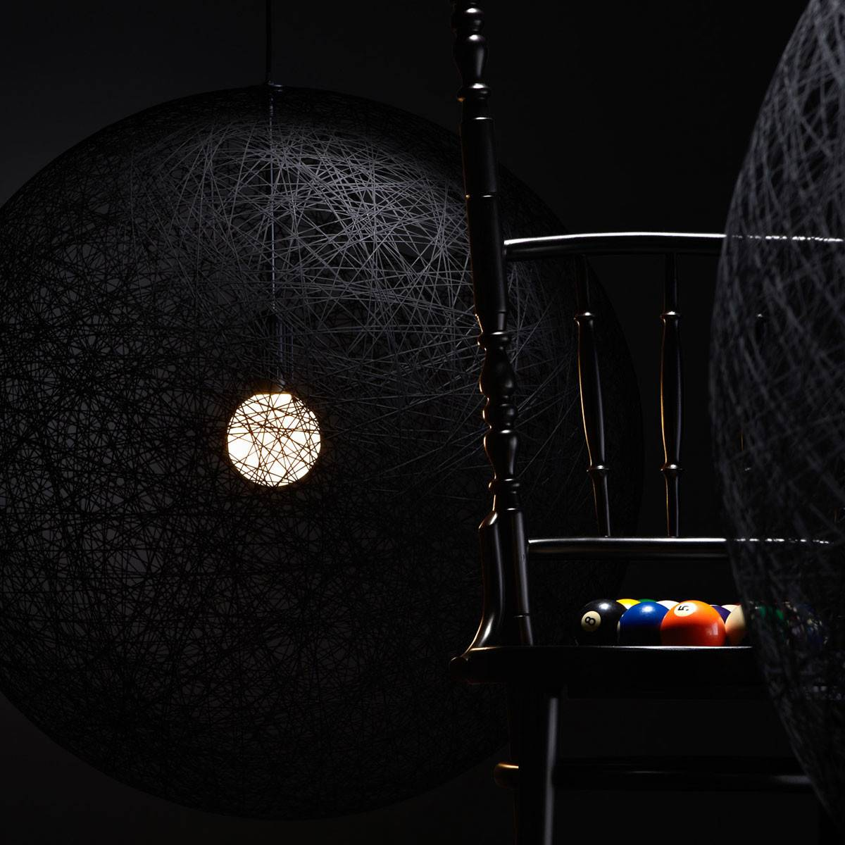 Home Lampen Hanglampen Moooi Random Light Door Bertjan Pot