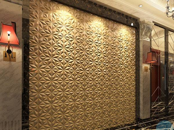 Home Leather Wall Panels Modern Tiles
