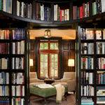 Home Library Designs Decors