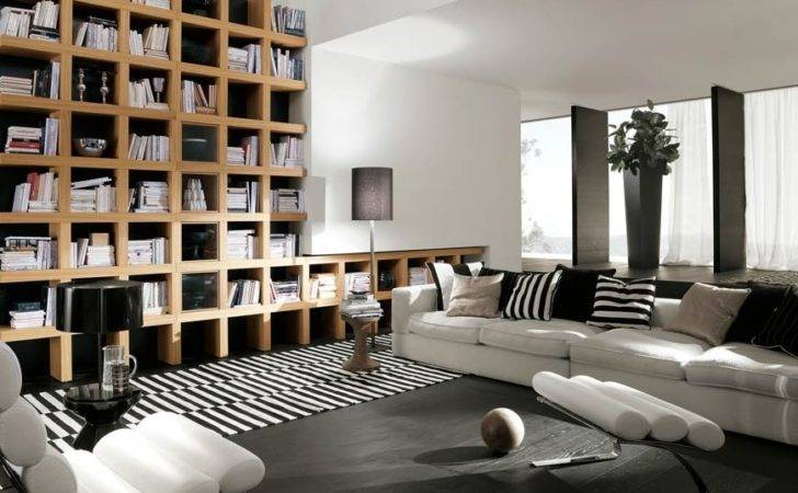 Home Library Interior Design Ideas Model Stage Blog