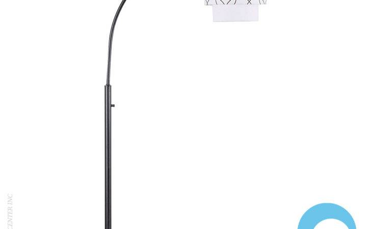 Home Lighting Floor Lamp Circulate Arc Nova