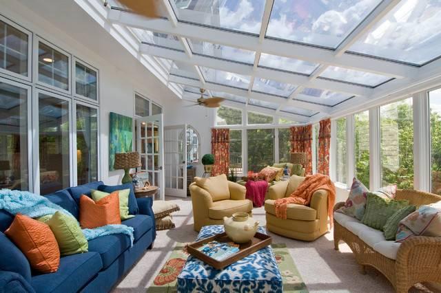 Home Louis Traditional Sunroom Jml Interior