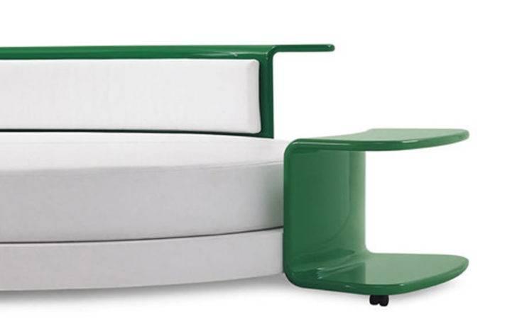 Home Modern Round Bed Design Bedroom Furniture Nina Rota