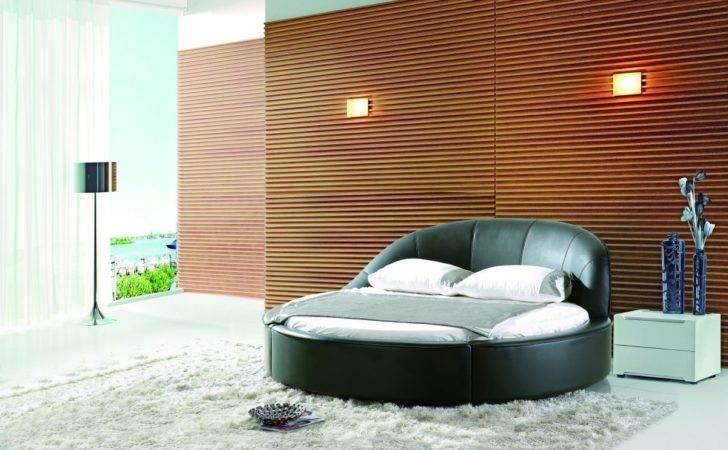 Home Modern Round Bed