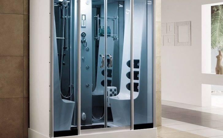 Home Monaco Luxury Steam Shower
