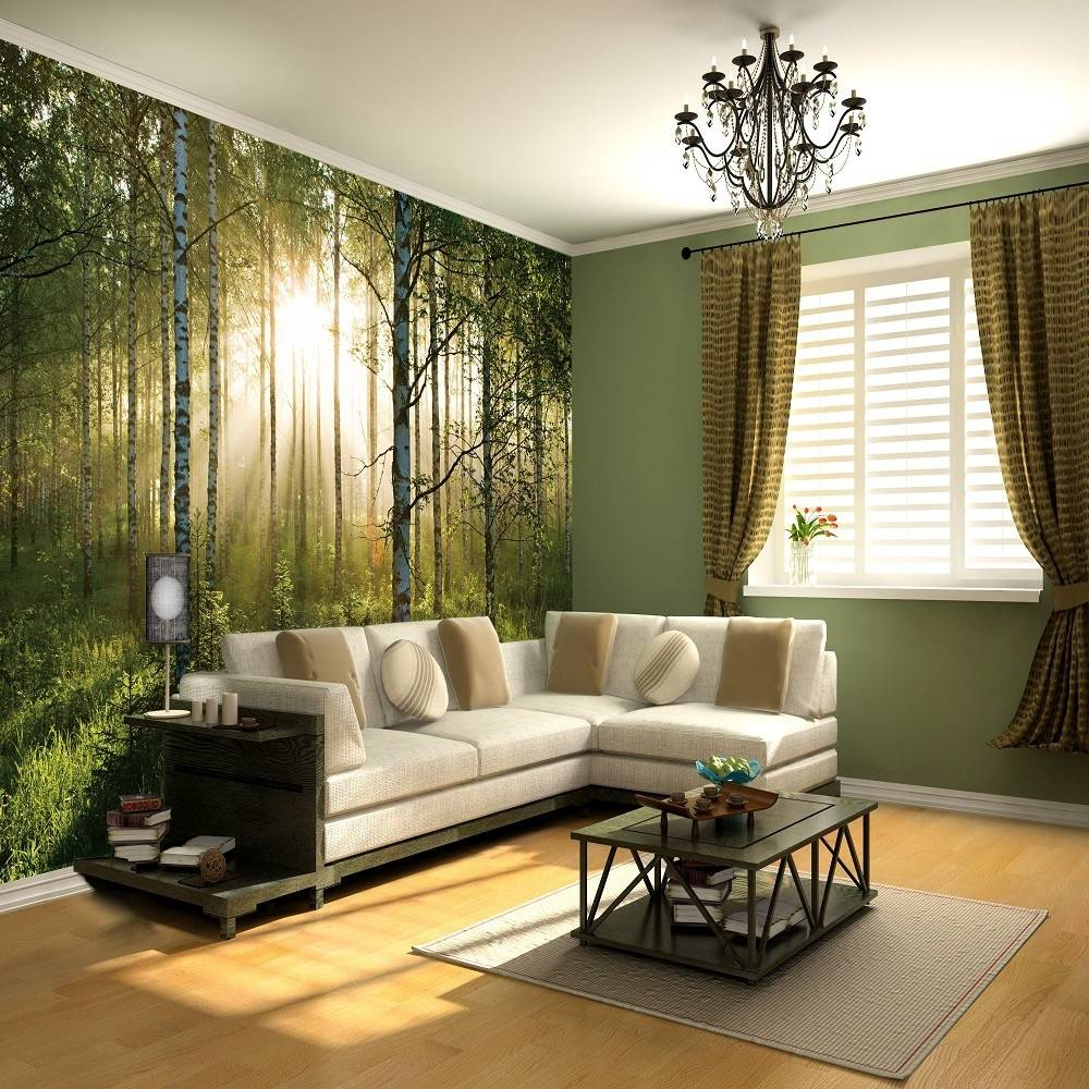 Home Murals Wall Forest Giant Mural