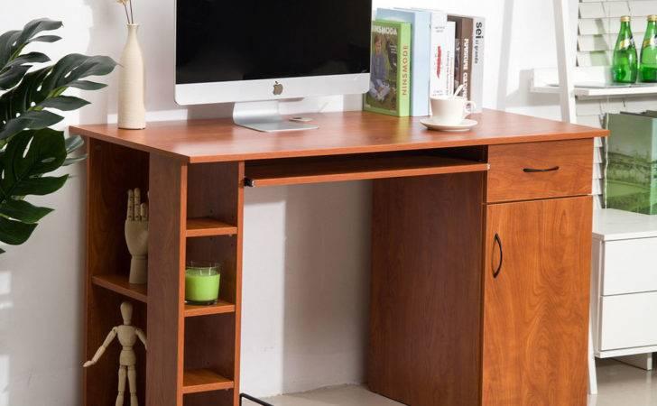Home Office Computer Desk Study Table Storage Printer