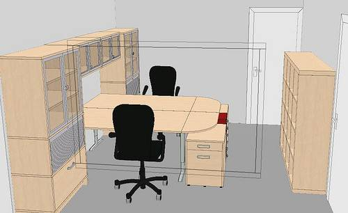Home Office Layout Ideas Please Vote