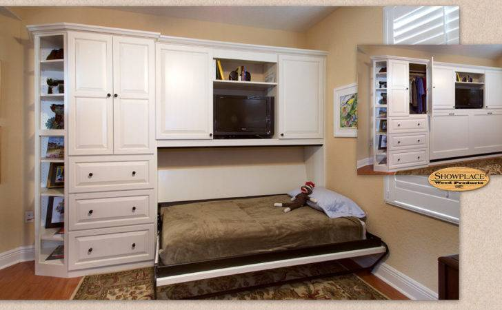 Home Office Murphy Bed Capestyle Magazine