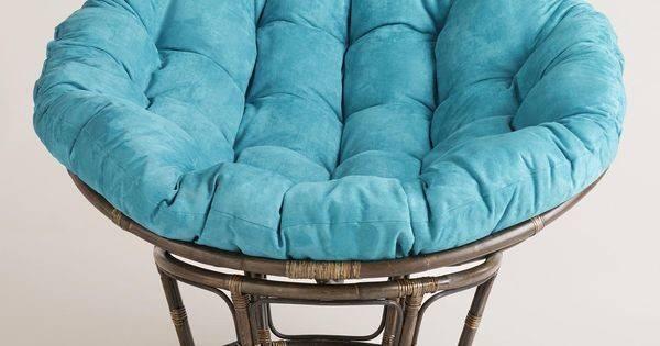 Home Pinterest Papasan Chair Cushions Savannah