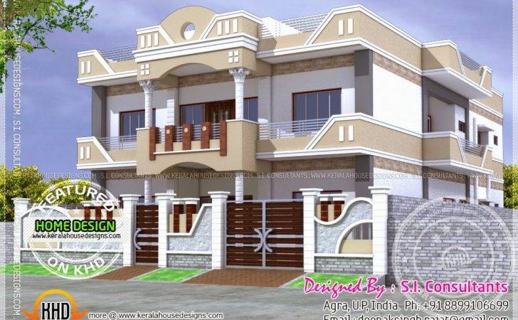 Home Plan India Kerala Design Floor Plans