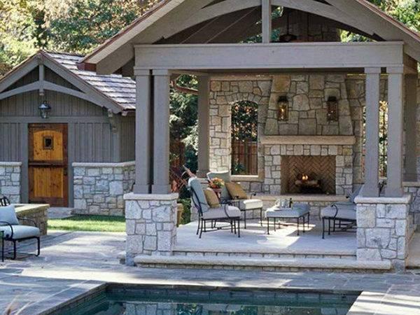 Home Plan Small Guest House Backyard Designs