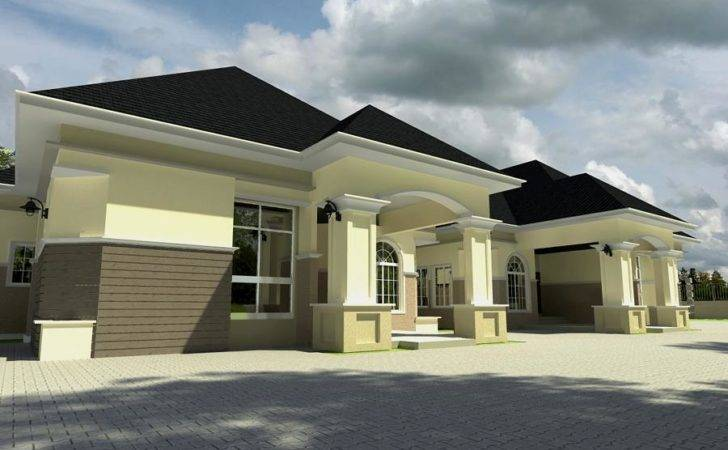 Home Plans Bungalows Nigeria Properties