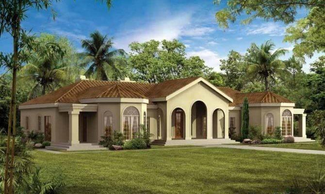 Home Plans Ideas House Simple Mediterranean