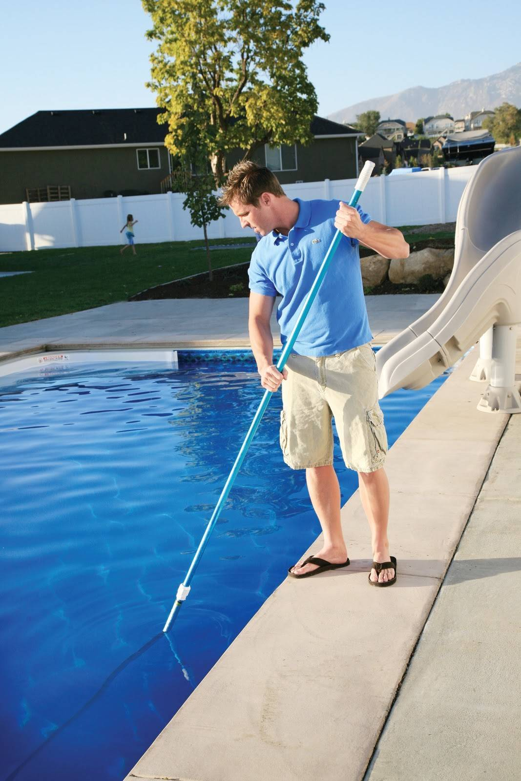 Home Pool Maintenance Design