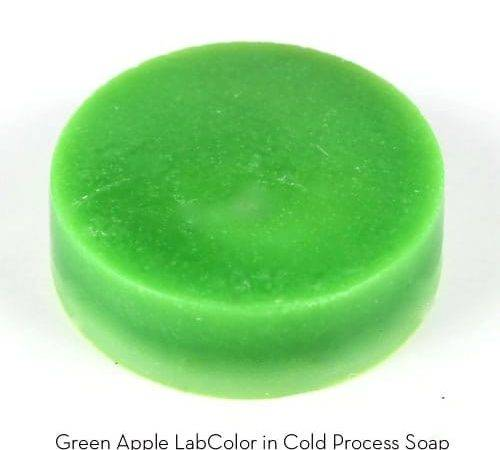 Home Soap Making Colourants Green Apple High Lab Colour