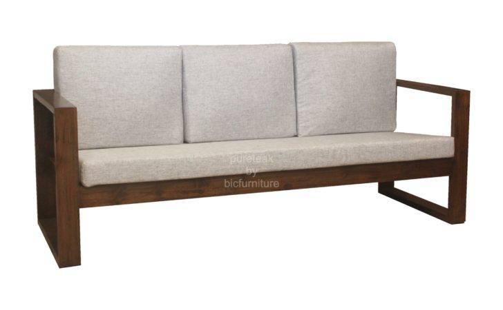 Home Sofa Range Wooden Sofas Set Simple Design