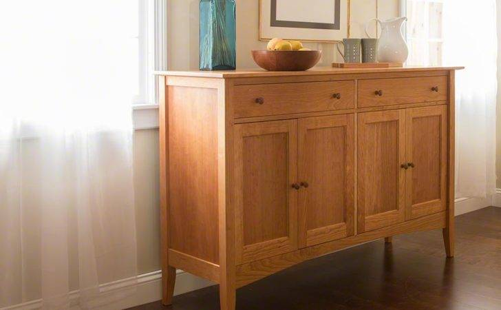 Home Solid Wood Furniture Sets Shaker Style