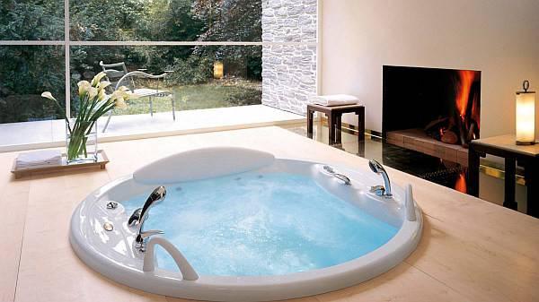 Home Spa Design Idea Creating Indoor Luxury Room