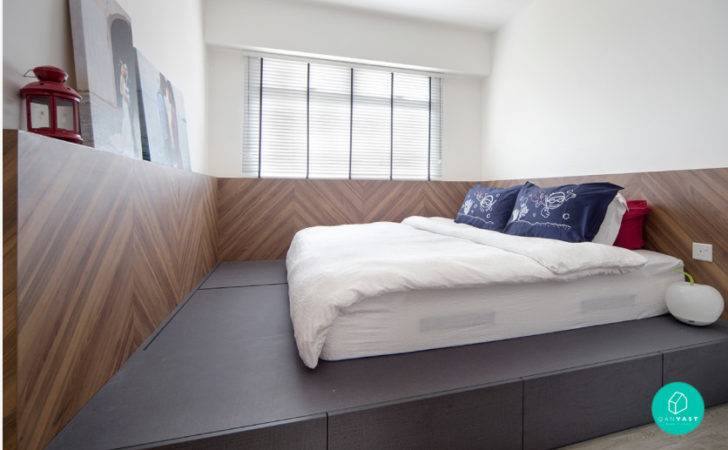Home Space Hack Making Small Spaces Look Bigger