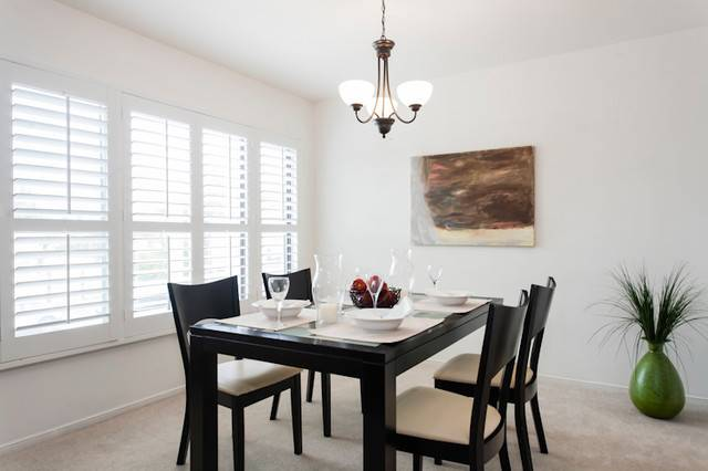 Home Staging Feng Shui Contemporary Dining Room