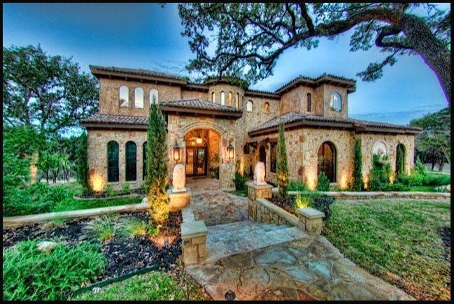 Home Style Tuscan House Luxury Mediterranean Plans