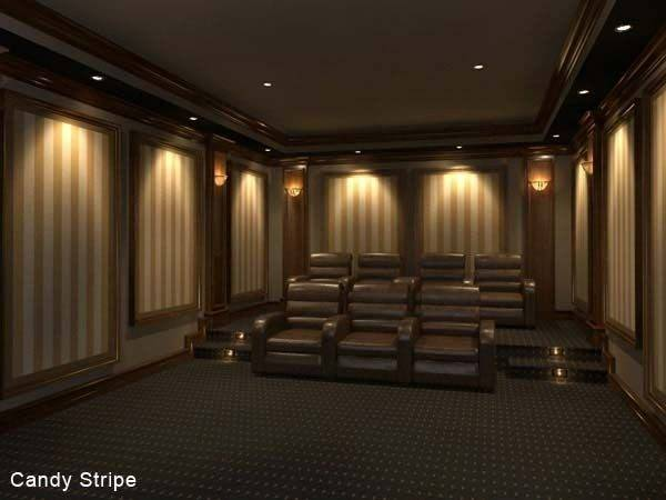 Home Theater Wall Panels Basement Ideas Pinterest
