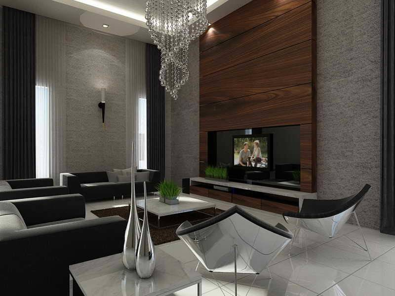 Home Wall Feature Ideas Interior Cool