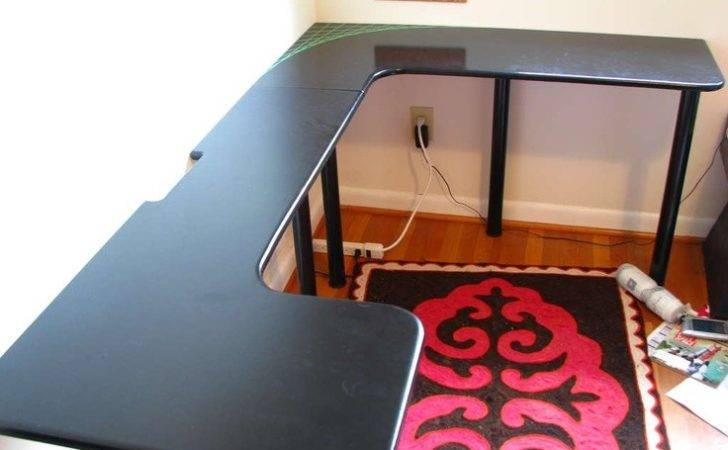 Homemade Desk Random Pinterest