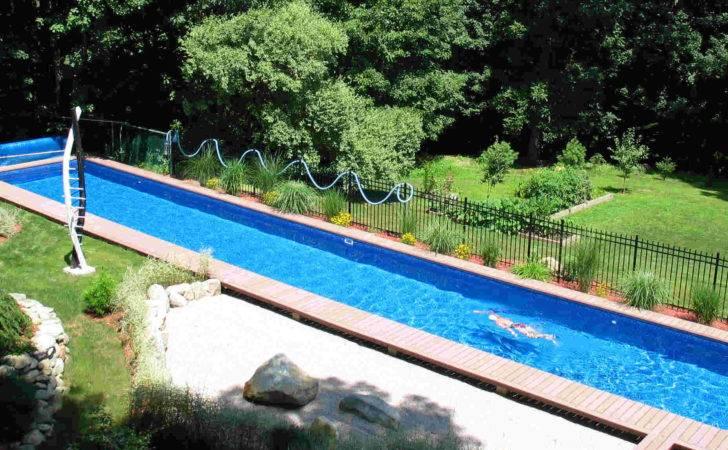 Homemade Inground Swimming Pool Diy Pools