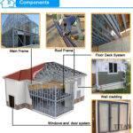 Homes Buy Luxury Prefabricated Modular China Prefab Steel