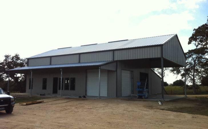 Homes House Plans Japanese Pole Garage Barn