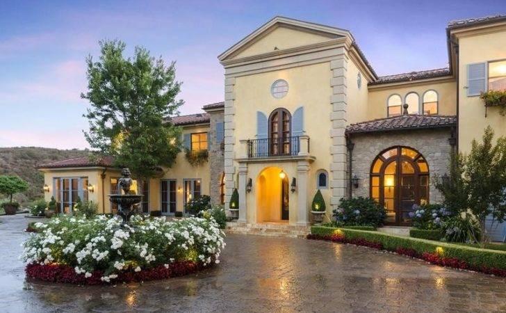 Homes Mansions Mendenhall Estate Tuscan Inspired