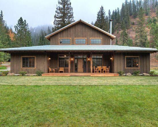 Homes Pinterest Building Metal Houses