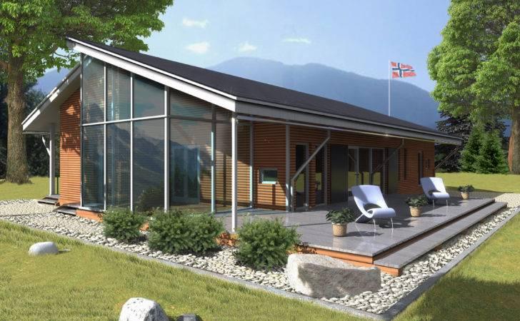 Homes Round Log House Plans Well Scandinavian Design