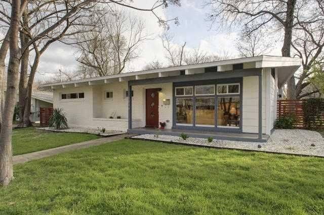 Homes Sale Modern Austin Architecture Design Central