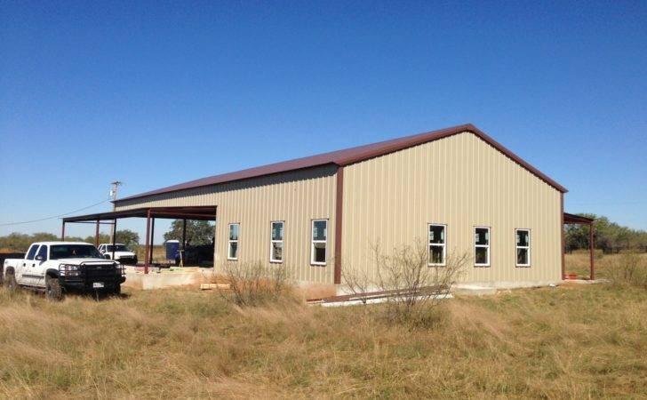 Homes Texas Steel Barn Barndominium Floor Plans