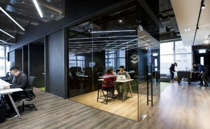 Hong Kong Warehouse Creative Office Space