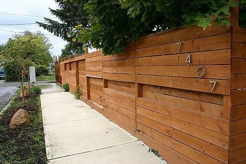 Horizontal Fence Flickr Sharing