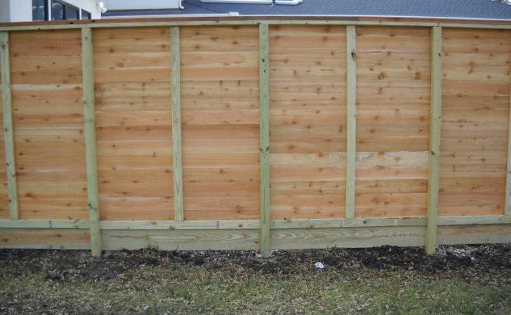 Horizontal Grade Fence Company Houston