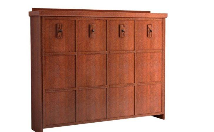 Horizontal Murphy Bed Kit Mission Wall