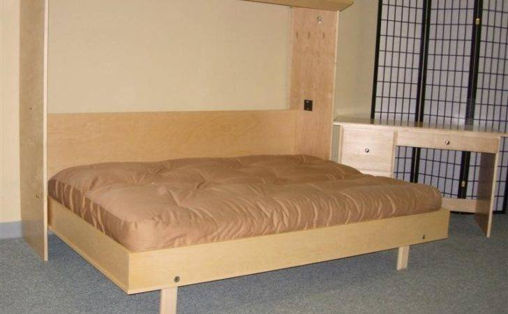 Horizontal Murphy Bed Plans Pdf Elementary Timber Support