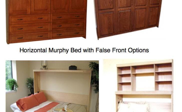 Horizontal Murphy Beds Decor Pinterest