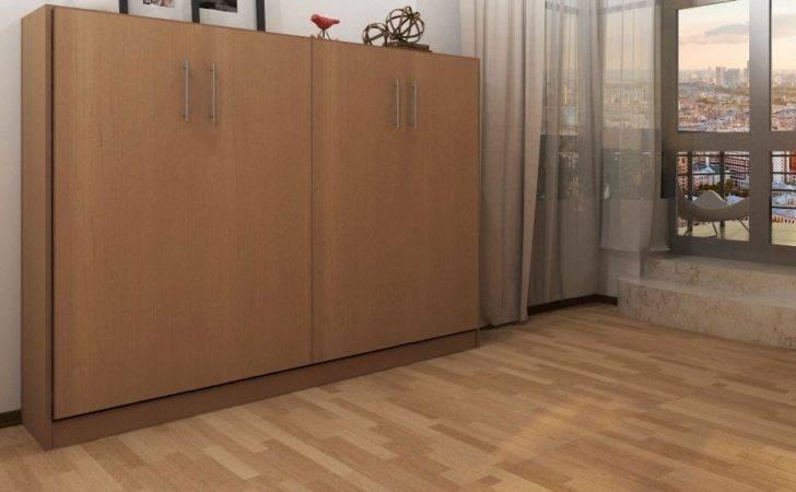 Horizontal Urban Murphy Bed Kit