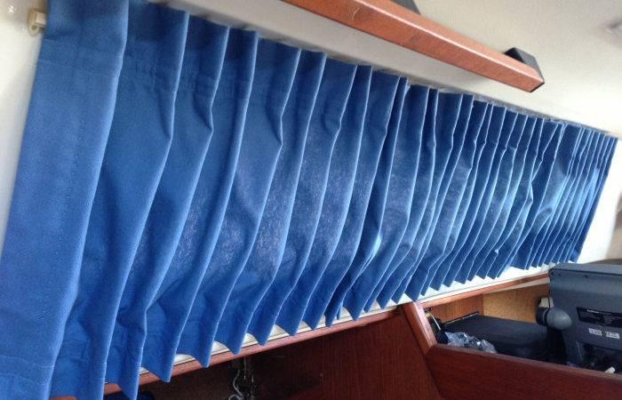 Hospital Bunk Berth Boat Curtain Tracks