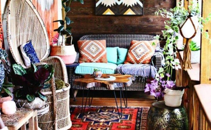 Hot Pinterest Bohemian Interior Design Ideas