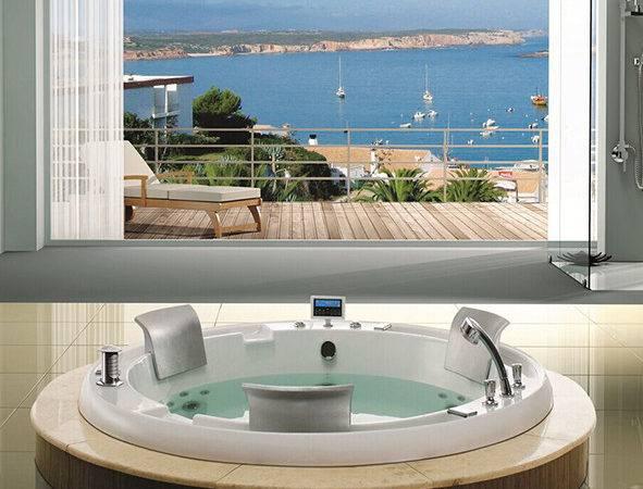 Hot Sale Bigeer Indoor Tub Spa Multifunction Massage