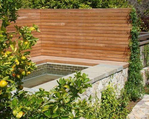 Hot Tub Privacy Screens Home Design Ideas